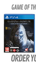 Middle Earth: Shadow Of Mordor Special Edition - Only At GAME