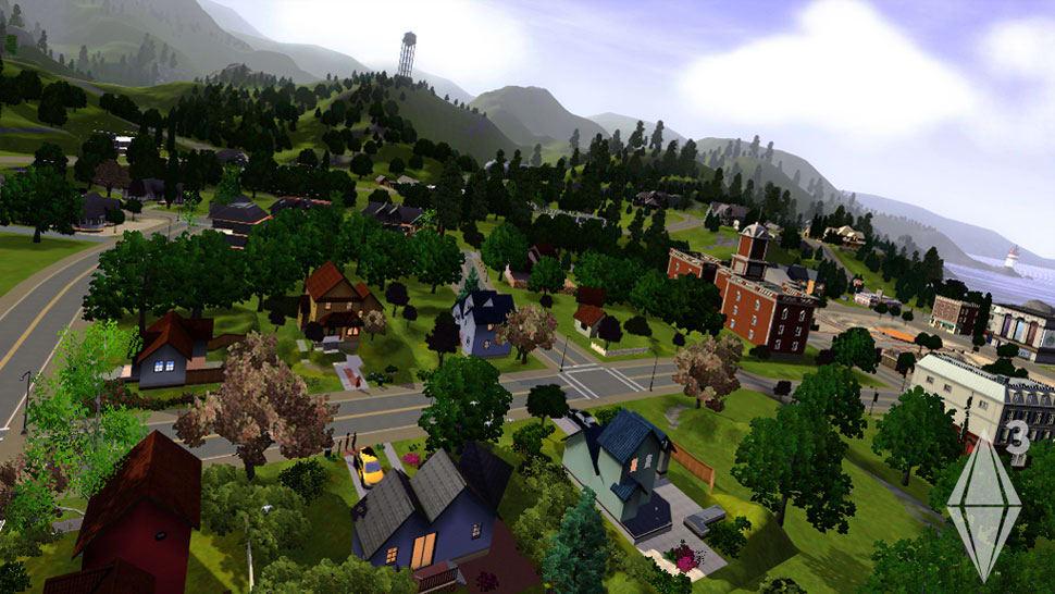 The Sims 3 Screenshot 01
