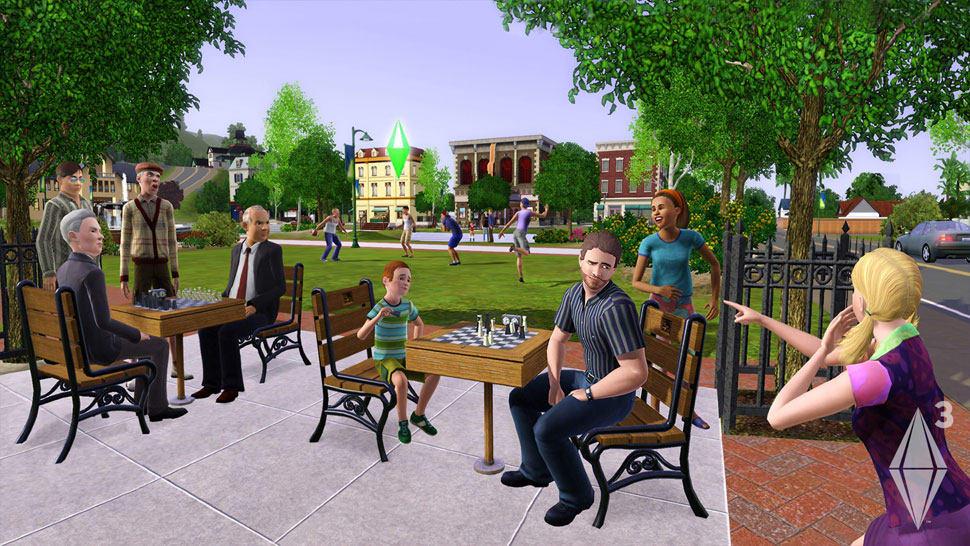 The Sims 3 Screenshot 03
