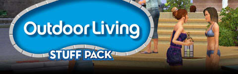 The Sims 3: Outdoor Living Stuff Pack