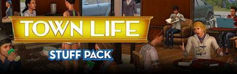 The Sims 3: Town Life Stuff Pack