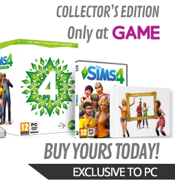 The Sims 4 Collector's Edition
