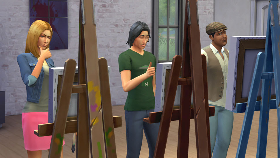 The Sims 4 Screenshot 03