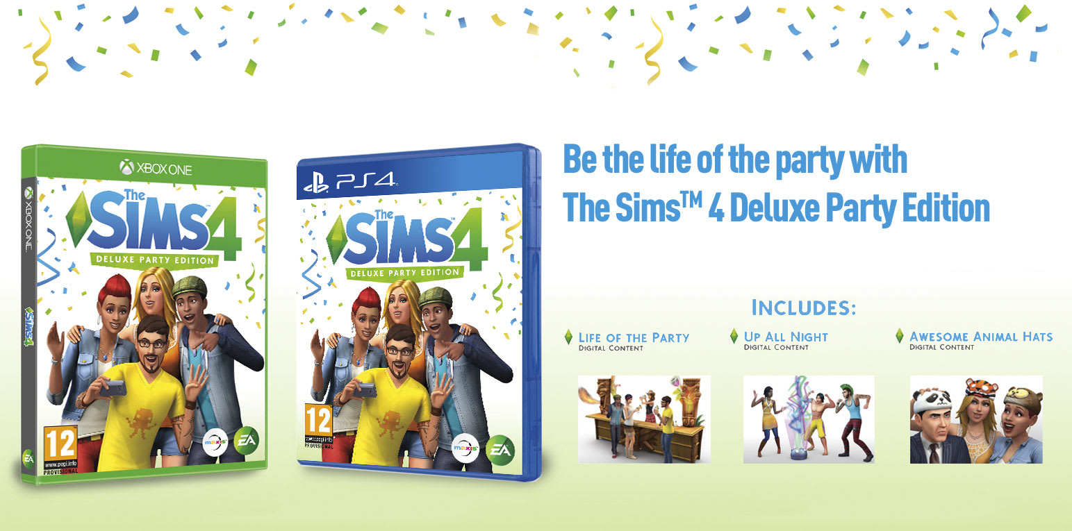 the sims 4 wii iso download