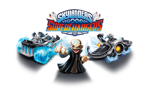 Skylanders SuperChargers Dark Edition - Only at GAME