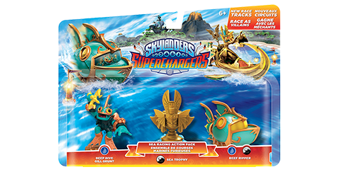 Skylanders SuperChargers Racing Packs