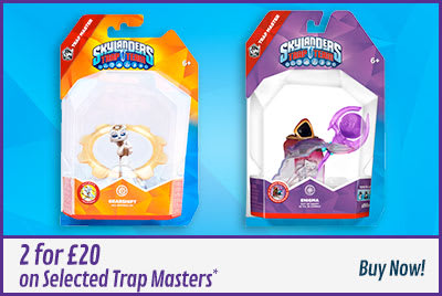 Trap Team 2 for £20 Trap Masters