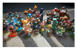Skylanders Summer Competition Entry Favourite