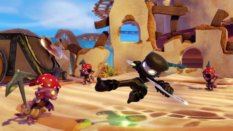 Skylanders SWAP Force GAME Exclusive Dark Edition Screenshot 01