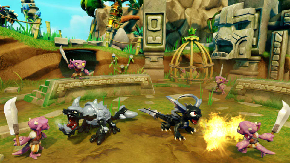Skylanders SWAP Force GAME Exclusive Dark Edition Screenshot 02