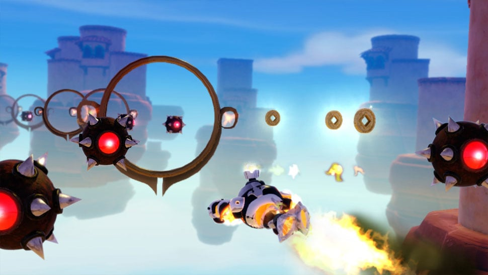 Skylanders SWAP Force GAME Exclusive Dark Edition Screenshot 03