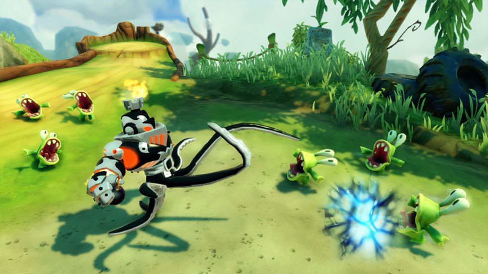 Skylanders SWAP Force GAME Exclusive Dark Edition Screenshot 04