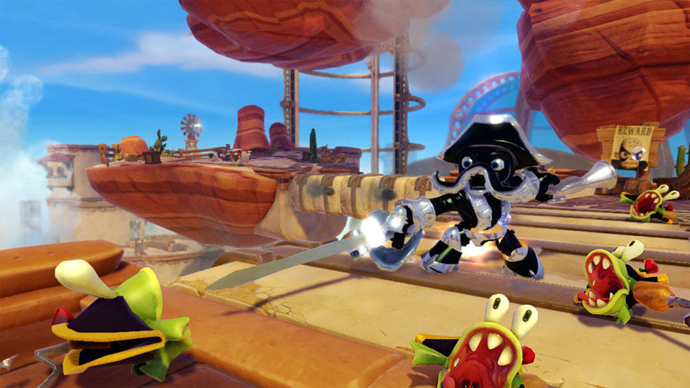 Skylanders SWAP Force GAME Exclusive Dark Edition Screenshot 05