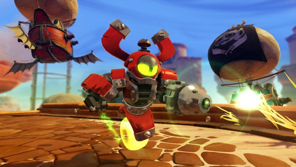 Skylanders SWAP Force Screenshot 01