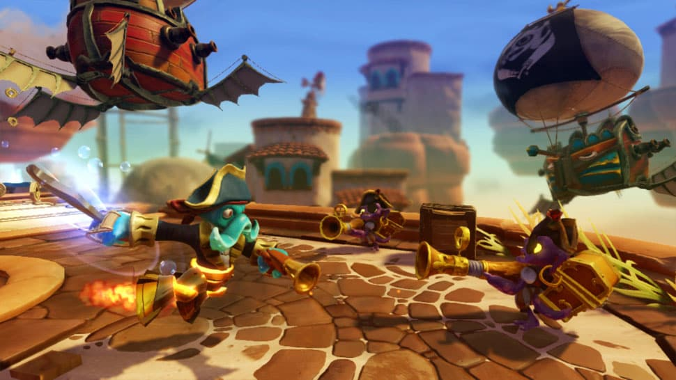 Skylanders SWAP Force Screenshot 02