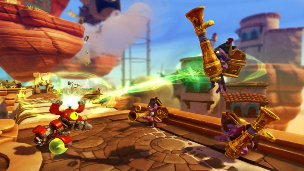 Skylanders SWAP Force Screenshot 03