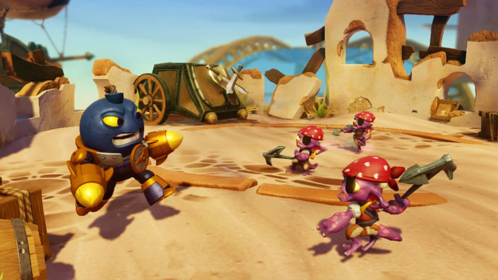 Skylanders SWAP Force Screenshot 04