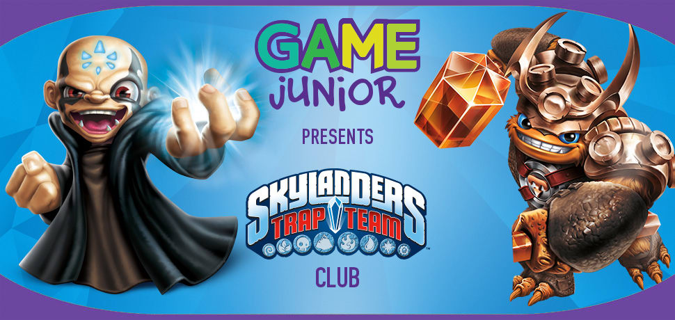 GAME Junior Presents - Skylanders Club