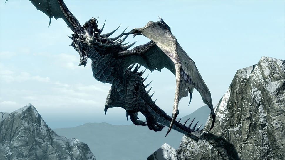 The Elder Scrolls V: Skyrim Screenshot 09