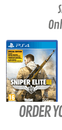 Sniper Elite III Special Edition (PS4)