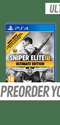 Sniper Elite III Ultimate Edition (PS4)