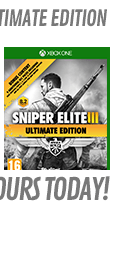 Sniper Elite III Ultimate Edition (Xbox One)