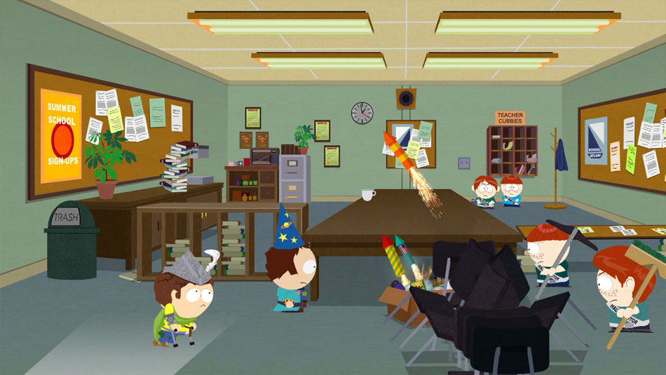 South Park: The Stick of Truth Screenshot 02