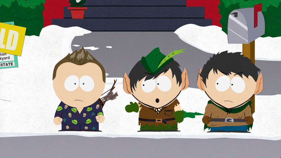 South Park: The Stick of Truth Screenshot 03