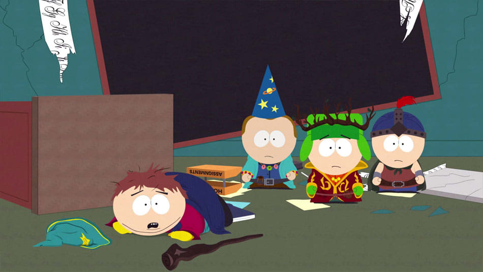 South Park: The Stick of Truth Screenshot 06