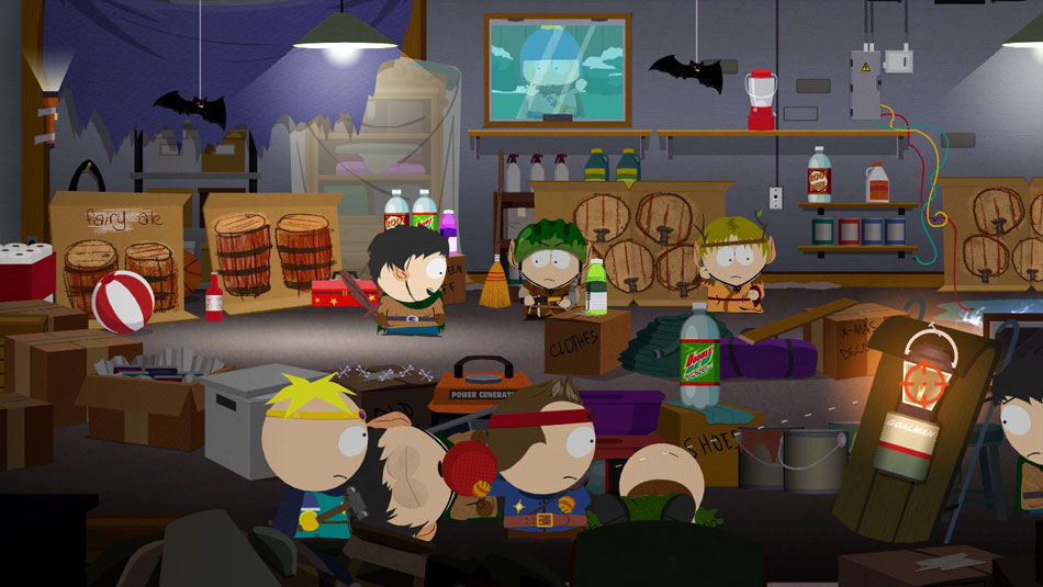 South Park: The Stick of Truth Screenshot 08
