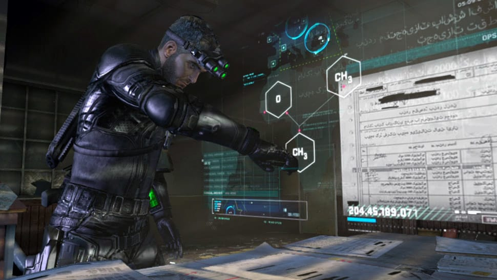 Splinter Cell: Blacklist Screenshot 01