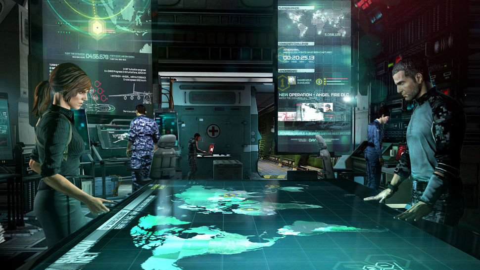 Splinter Cell: Blacklist Screenshot 05