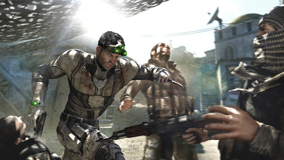 Splinter Cell: Blacklist Screenshot 08