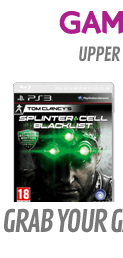 Tom Clancy's Splinter Cell: Blacklist GAME Exclusive Upper Echelon Edition (PS3)