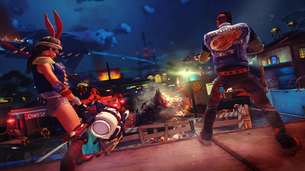 Sunset Overdrive Screenshot 05