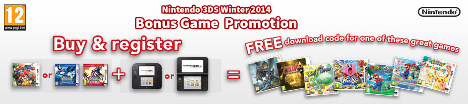 Winter Promo Bonus Game