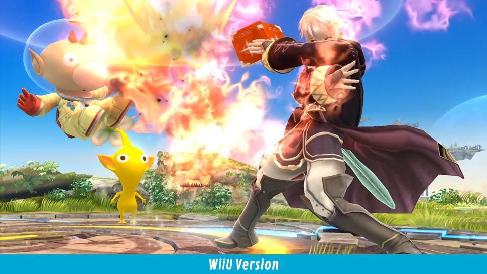 Super Smash Bros - WiiU screenshot 01