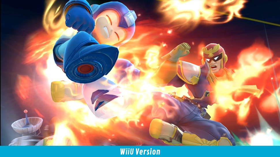 Super Smash Bros - WiiU screenshot 04
