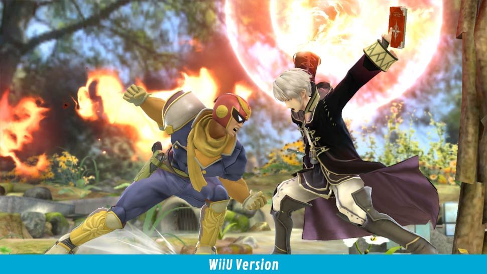 Super Smash Bros - WiiU screenshot 05