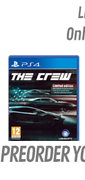 The Crew Limited Edition (PS4)