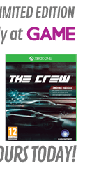 The Crew Limited Edition (Xbox One)