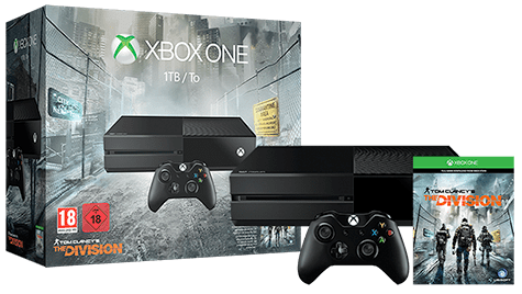 Tom Clancy's The Division - Xbox One Console