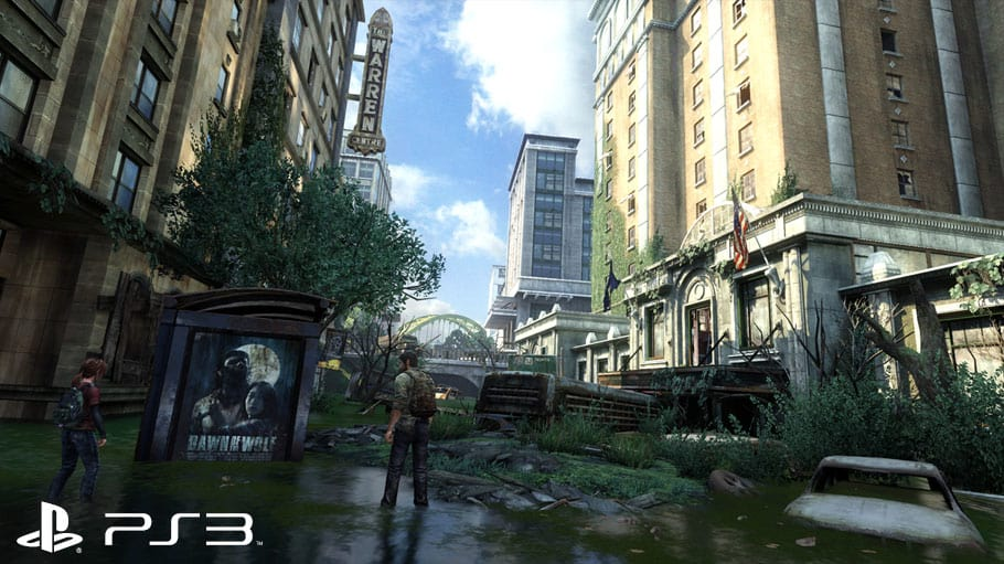 The Last Of Us PS3 Screenshot 01