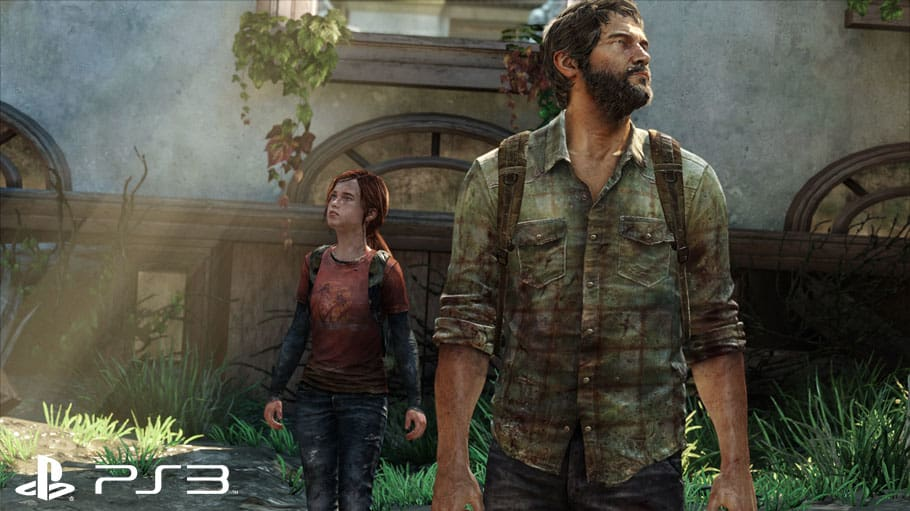 The Last Of Us PS3 Screenshot 03