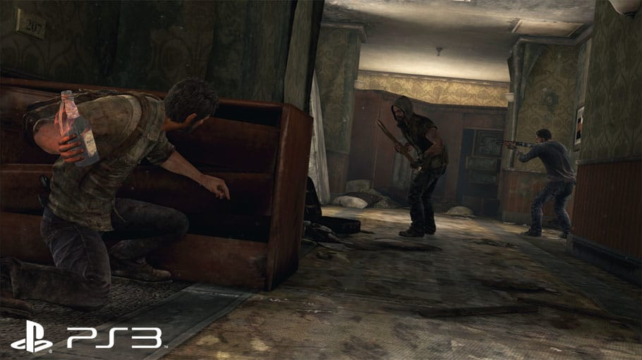 The Last Of Us PS3 Screenshot 05