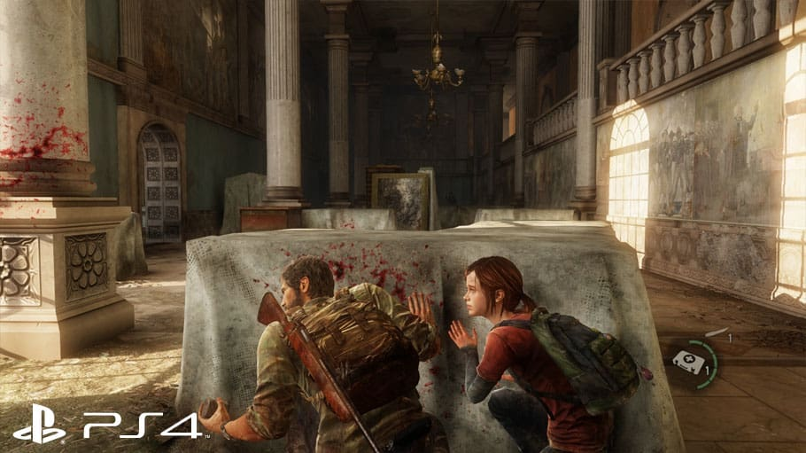 The Last Of Us Remastered PS4 Screenshot 01