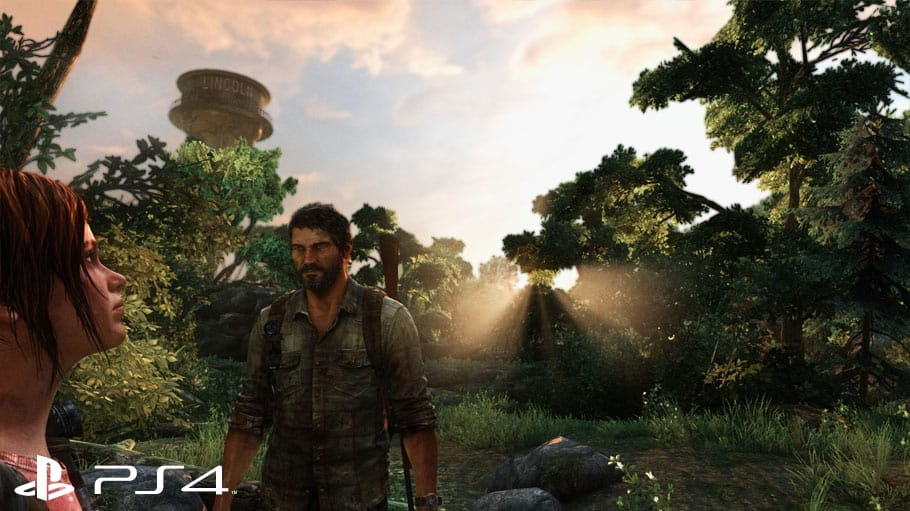 The Last Of Us Remastered PS4 Screenshot 03