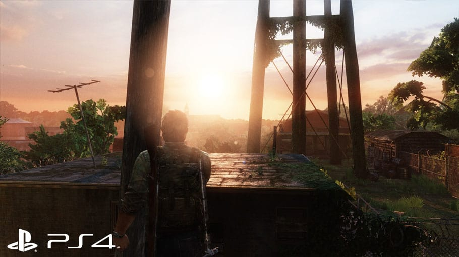The Last Of Us Remastered PS4 Screenshot 04