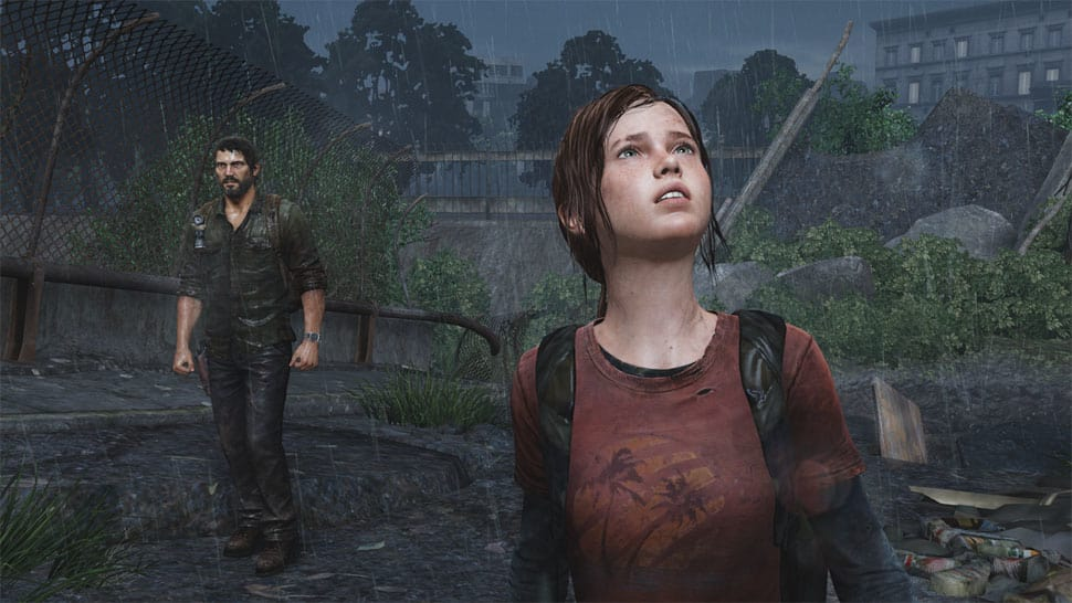 The Last of Us on PlayStation 3 at GAME