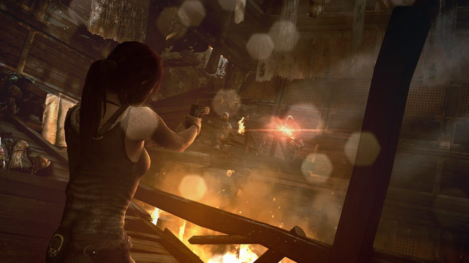 Tomb Raider Screenshot 05